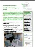 Sonderausgabe Newsletter BeQu Deckblatt