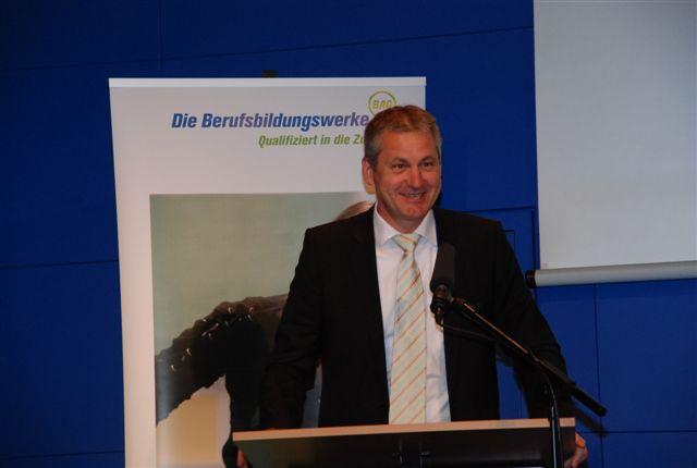 Raimund Becker, BA