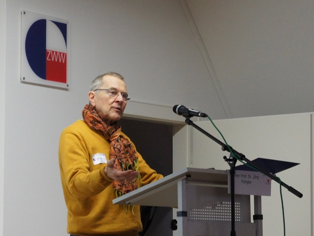 Prof. Dr. Jörg Fengler