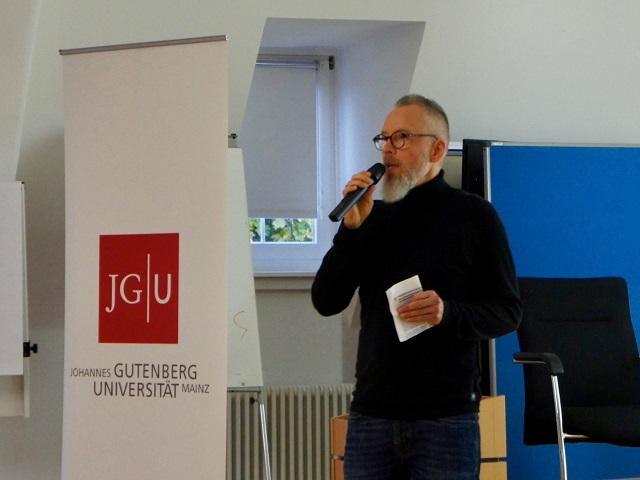 Harald Maassen, IMBSE, war der zweite Moderator.