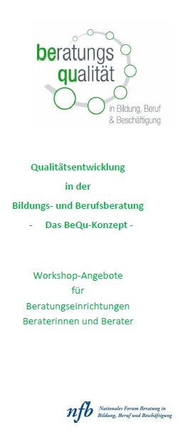 BeQu Workshop Flyer